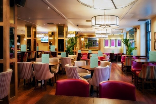 Jamies Bar & Restaurant – London Bridge - London