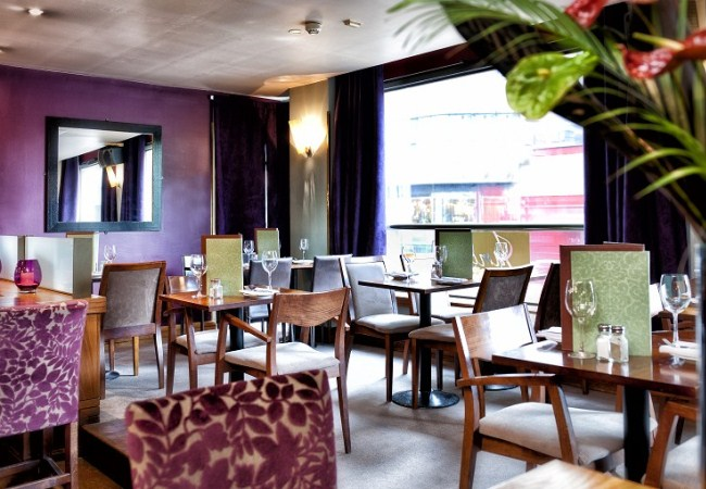 Reserve a table at Jamies - The Minories