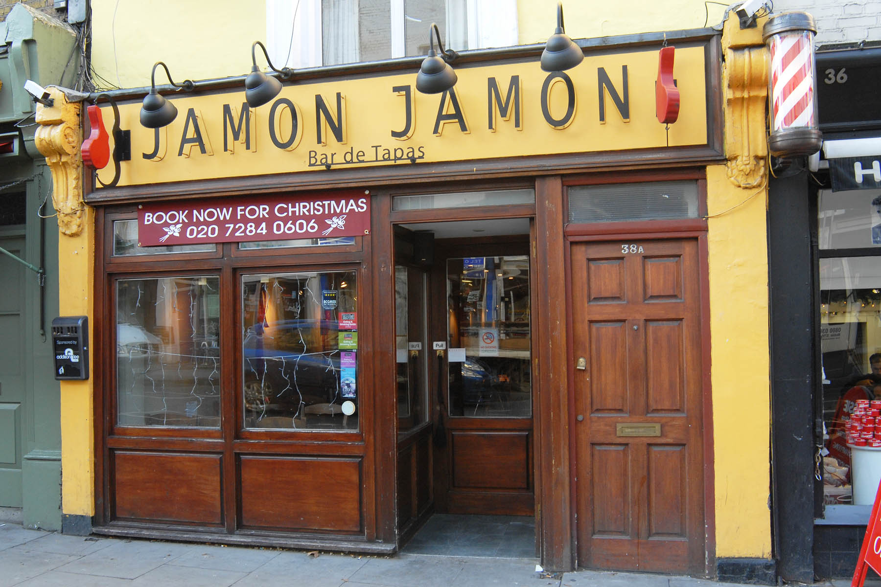 Jamon Jamon - Camden - London
