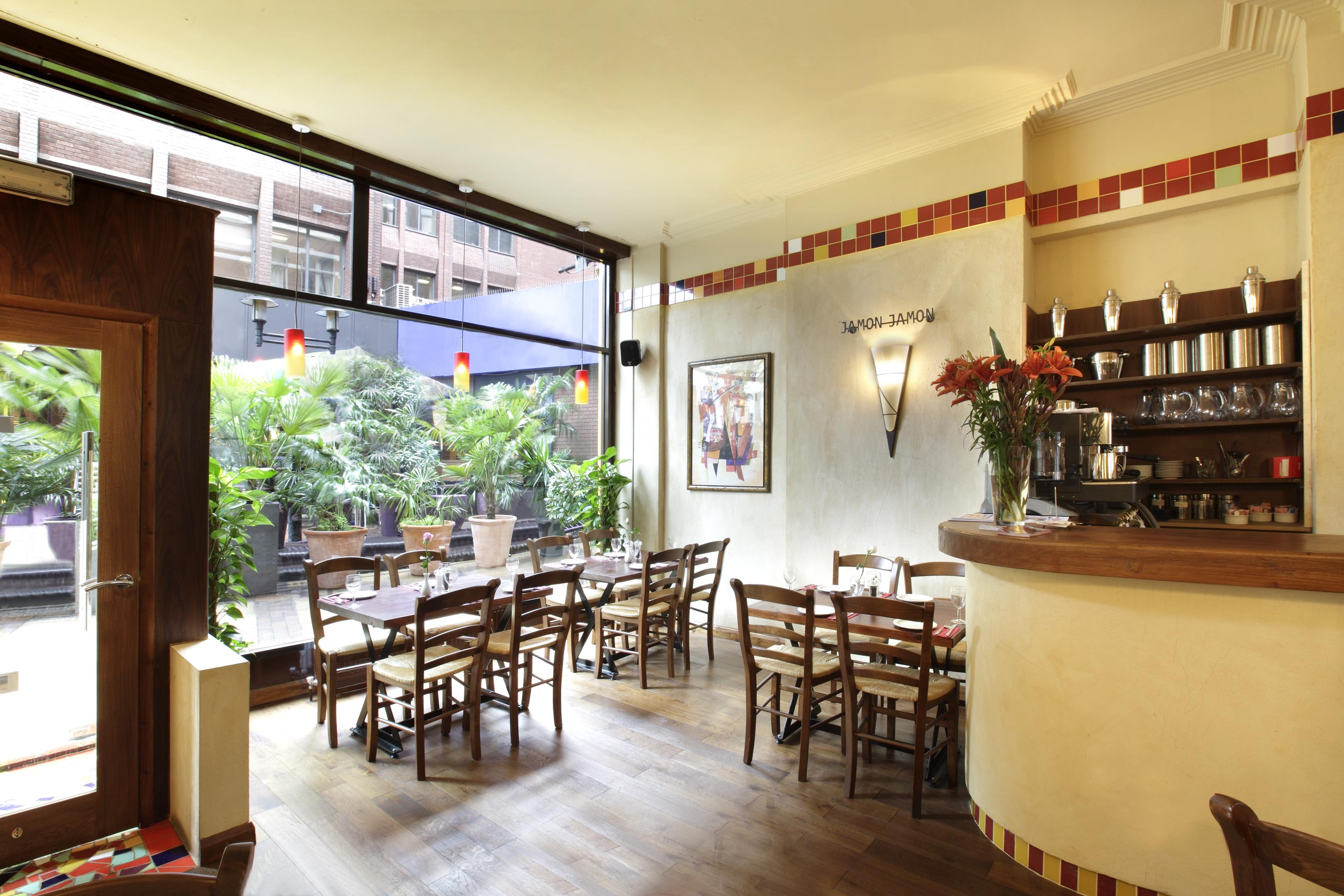 Reserve a table at Jamon Jamon - Soho