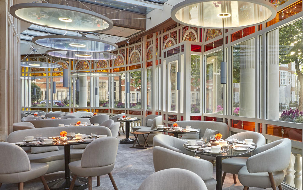 Jean-Georges at The Connaught - London