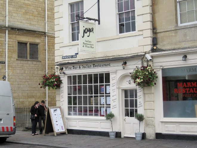 Joya Restaurant - Bath