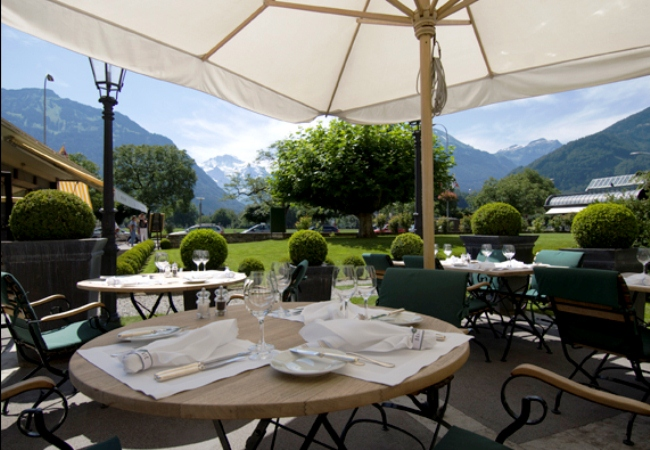 - Interlaken