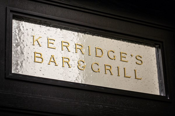 Kerridge's Bar & Grill - London