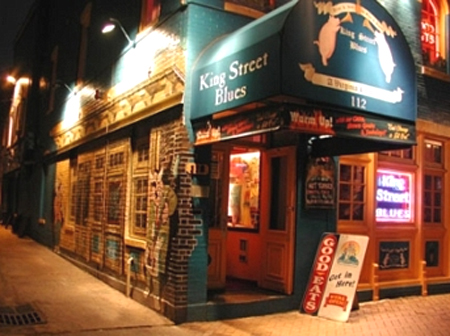 King Street Blues - Virginia