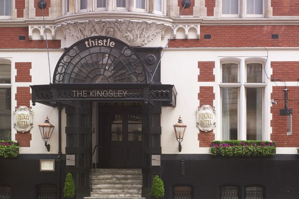 Kingsley Two Brasserie at The Kingsley by Thistle - London