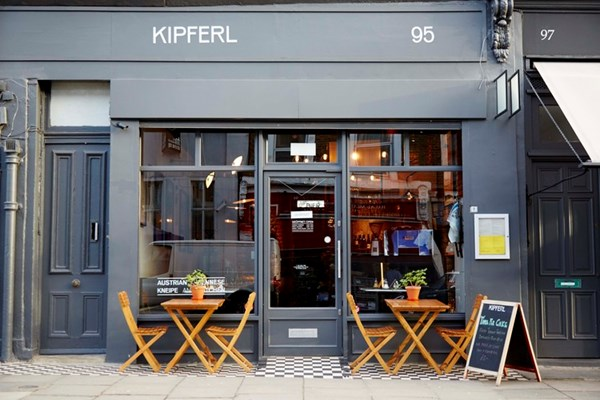 Kipferl - Ladbroke Grove - London