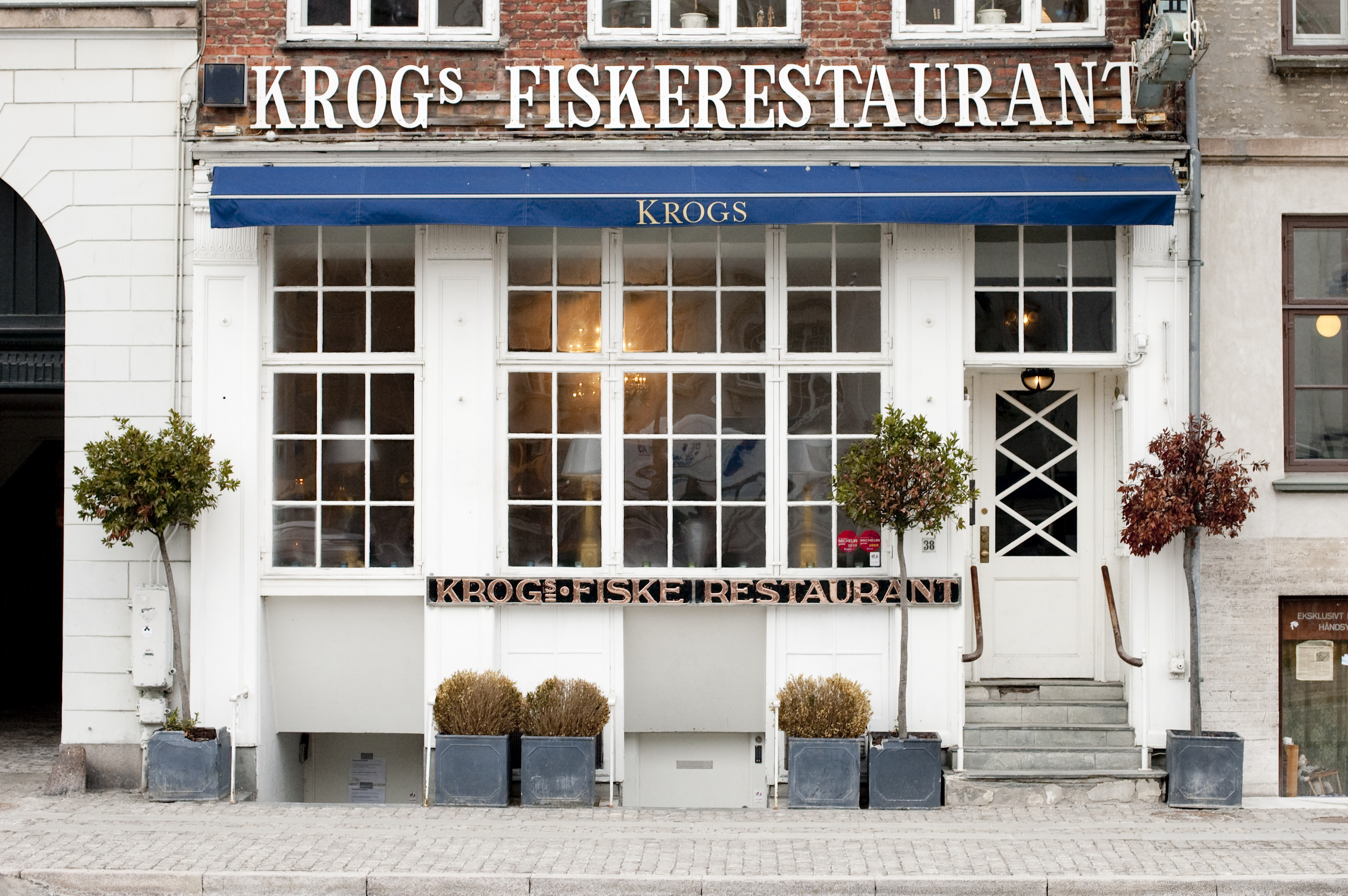 Reserva en Krogs Fiskerestaurant