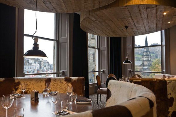 Kyloe Restaurant and Grill - Edinburgh