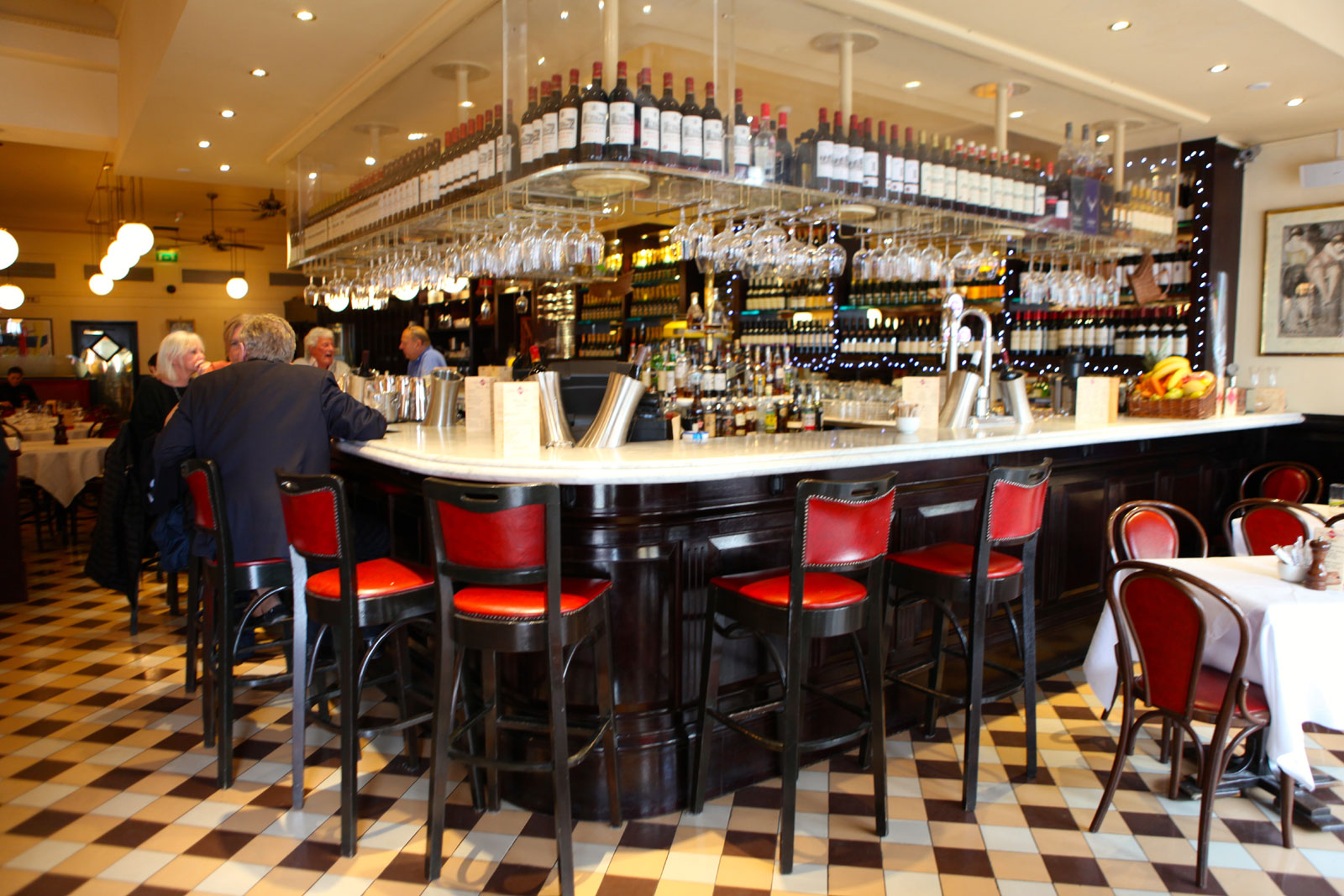 Reserve a table at La Brasserie