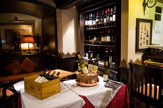 Reserve a table at La Lanterna - Glasgow