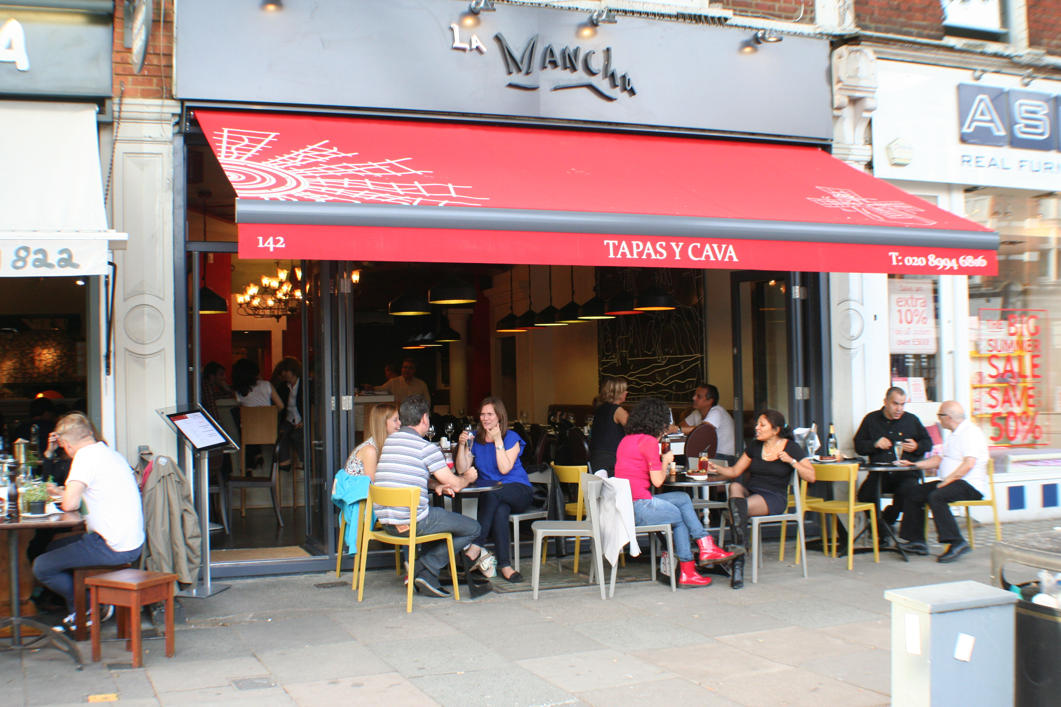 La Mancha - Chiswick - London