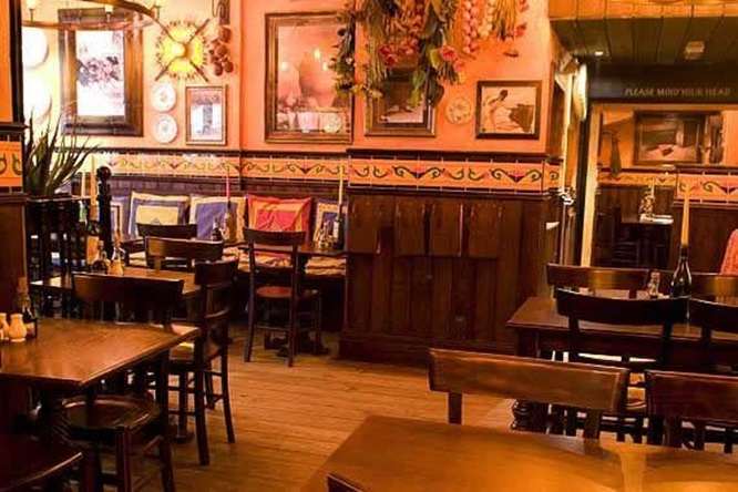 La Tasca - James Street - London