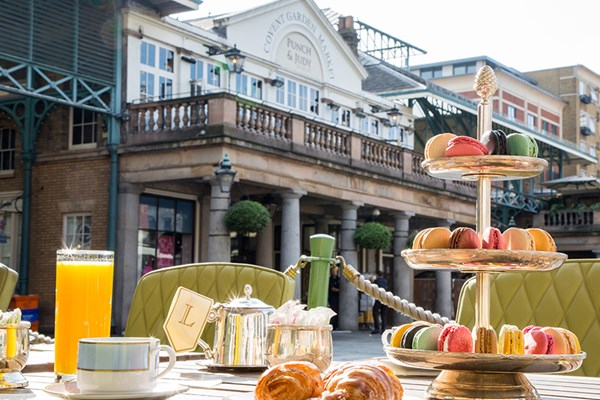 Laduree - Covent Garden - London