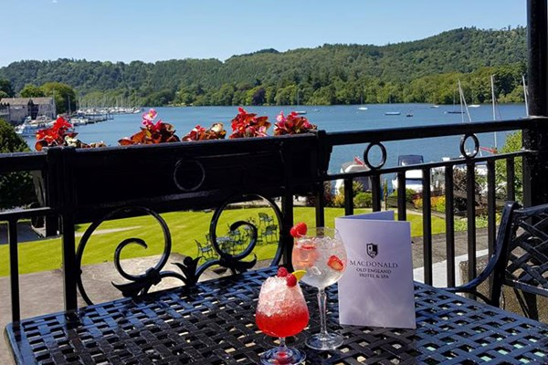 Lakeside Grill at Macdonald Old England Hotel - Cumbria
