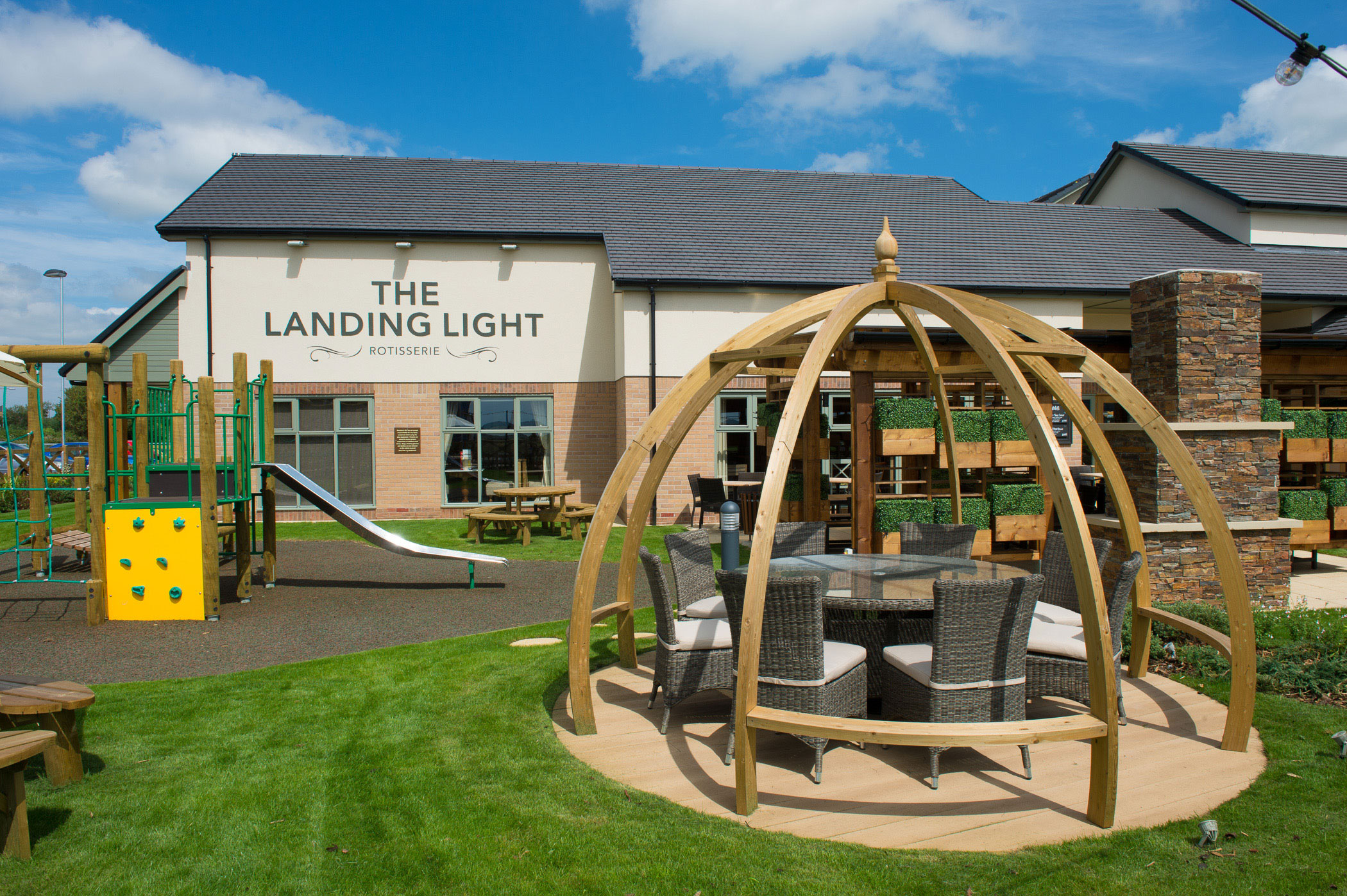 Landing Light Restaurant - | Bookatable.com