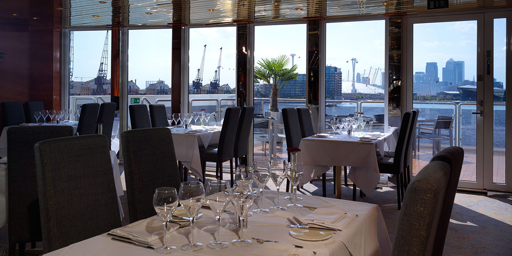 Lands End at Sunborn Yacht Hotel London - London