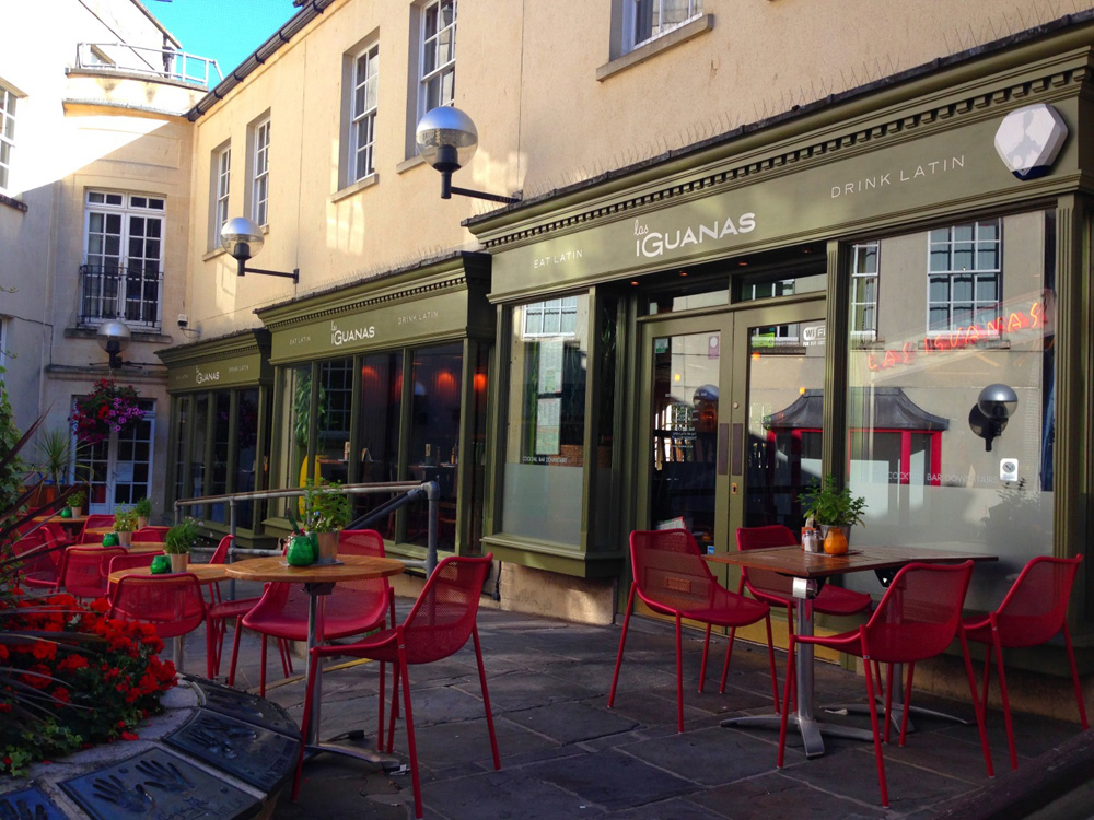 Las Iguanas - Bath - Somerset