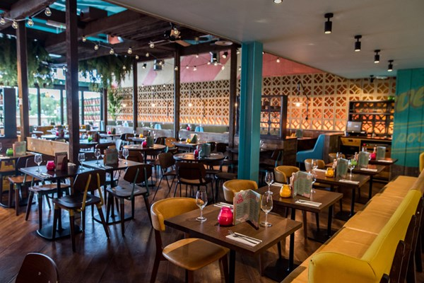 Las Iguanas - Braintree - Essex
