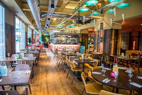 Las Iguanas - Brunswick - London