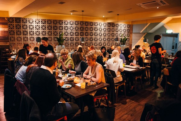 Las Iguanas - Harrogate - North Yorkshire