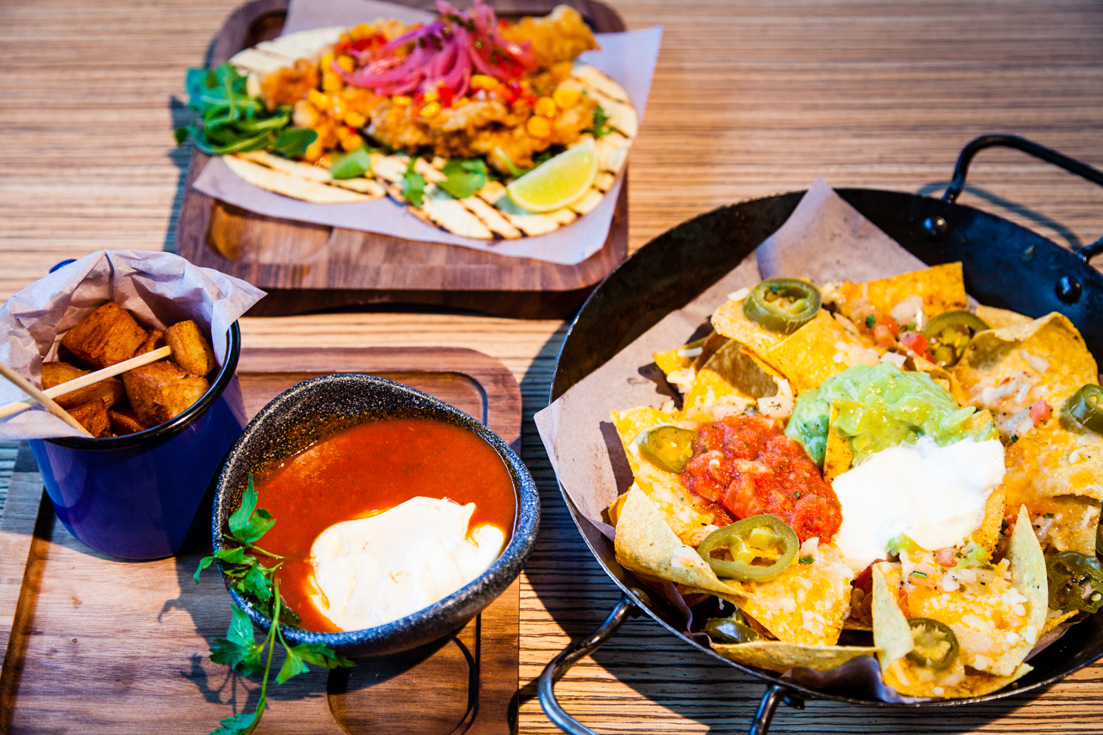 Las Iguanas - Meadowhall - South Yorkshire