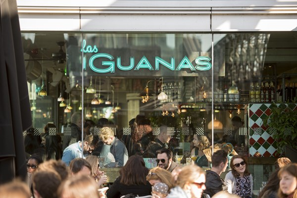 Las Iguanas - Royal Festival Hall - London