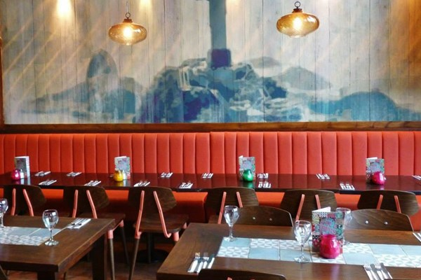 Las Iguanas - Sheffield - South Yorkshire