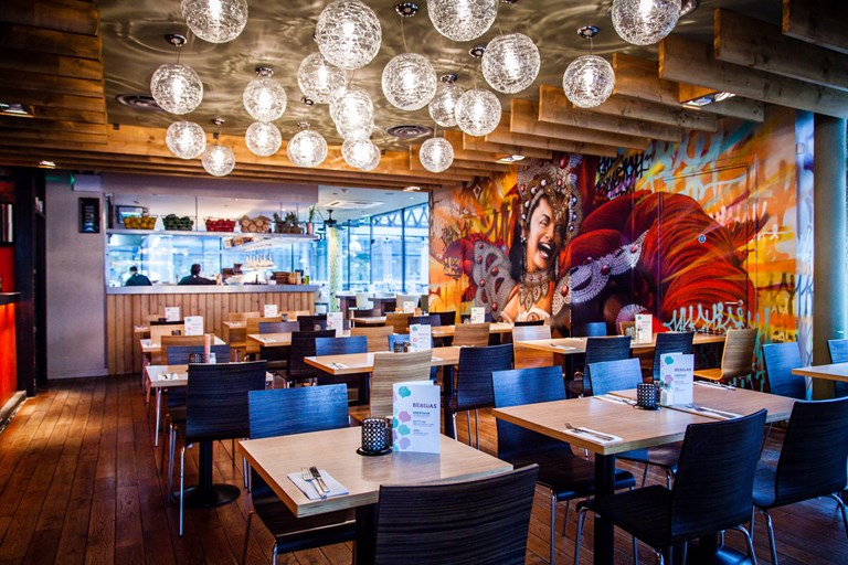 Las iguanas spitalfields london book a table online for American cuisine in london