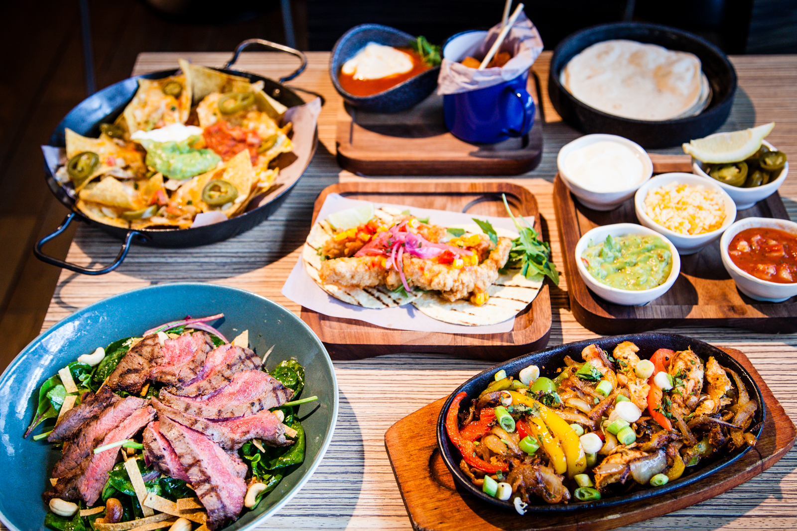 Las Iguanas - The O2 - London