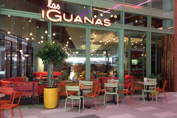 Las Iguanas - Wembley - Yttre London