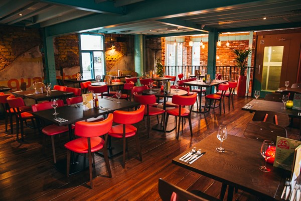Las Iguanas - York - North Yorkshire