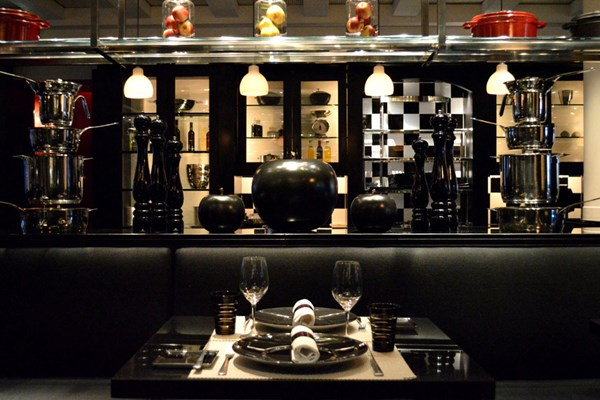L'Atelier de Joël Robuchon - London