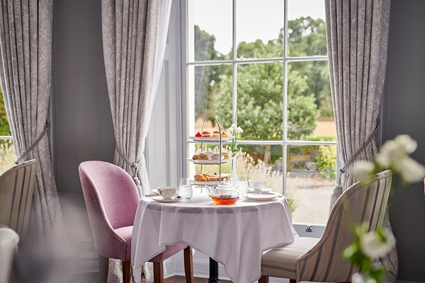 Laura Ashley Tea Room - Buckinghamshire