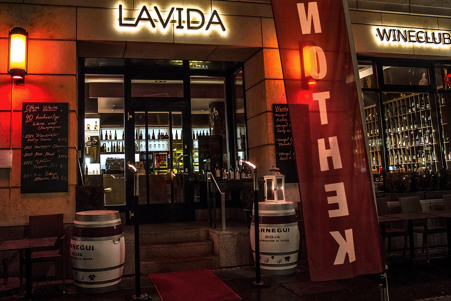 LaVida Wine Club - Berlin