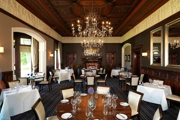 Lawns restaurant at thornton hall hotel wirral bookatable