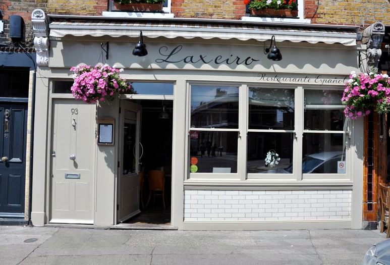 Laxeiro Tapas Bar - London