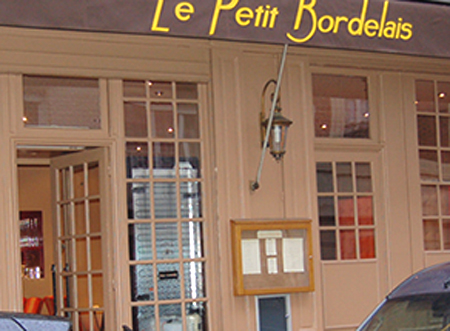 Le Petit Bordelais - Paris