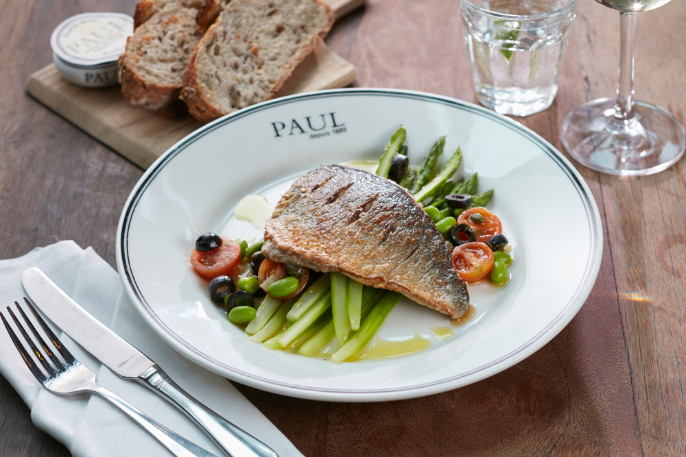 Le Restaurant de Paul - London