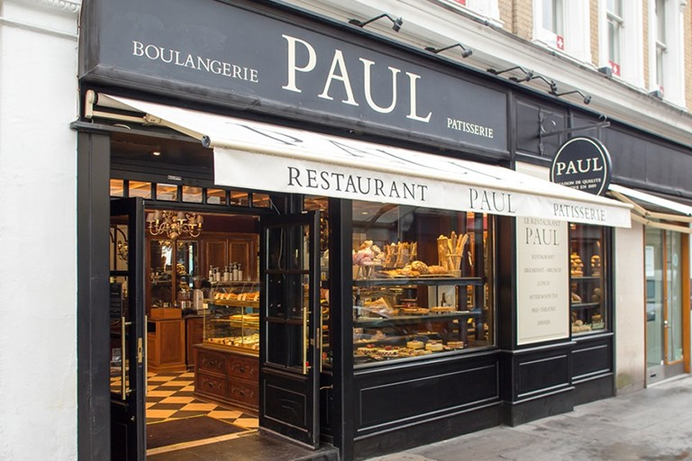 Le restaurant de paul covent garden london bookatable for Cafe de jardin in covent garden