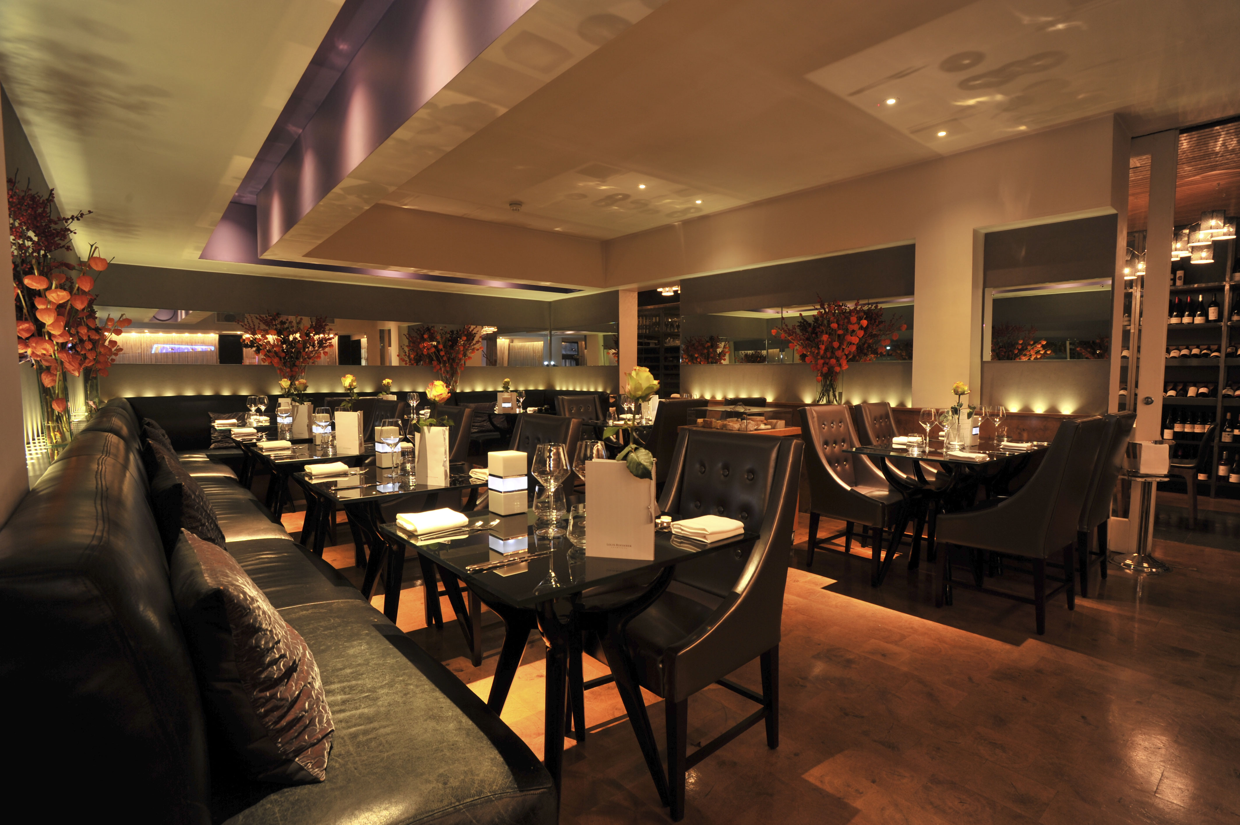 Reserve a table at L'Etranger Restaurant
