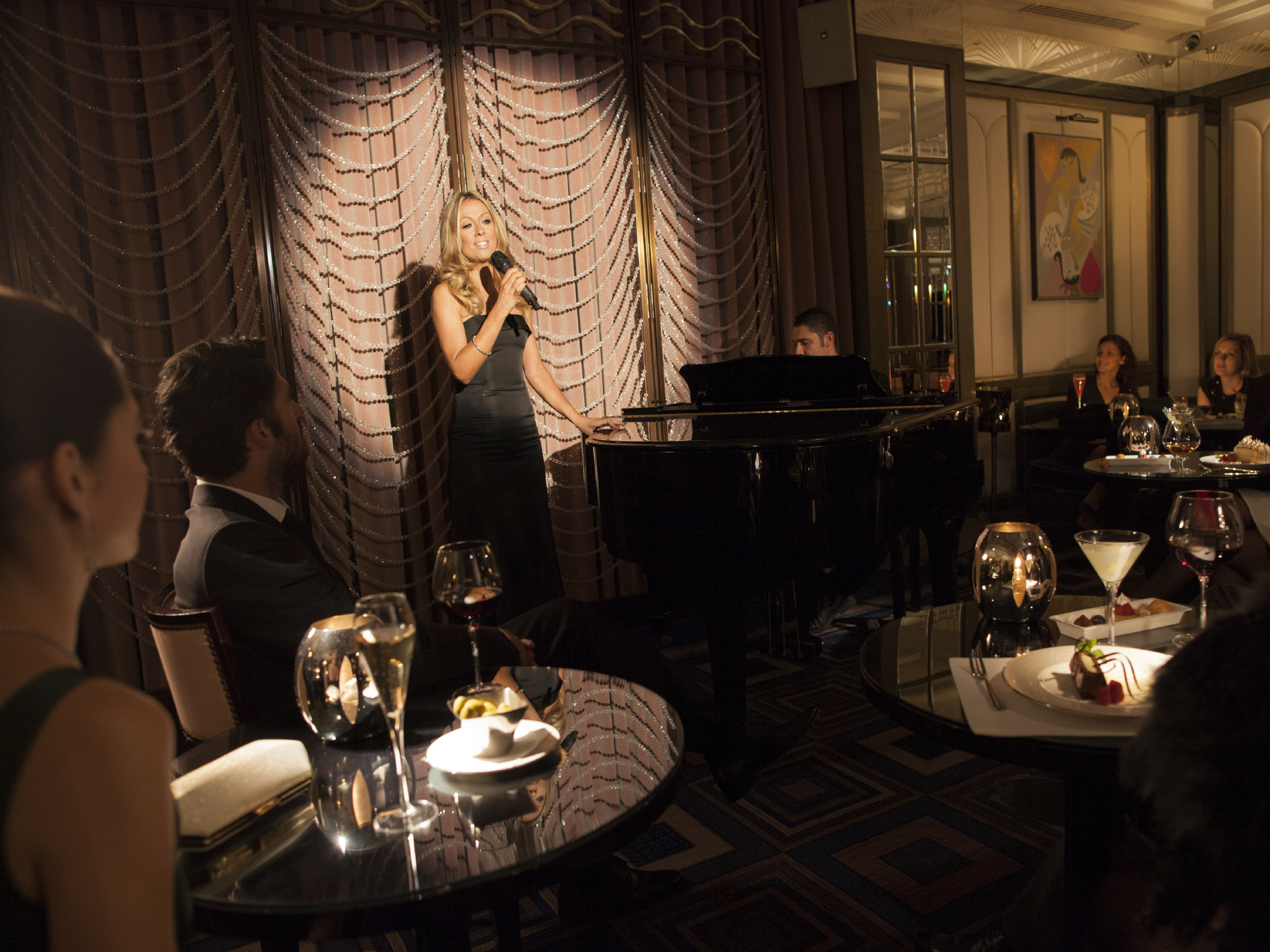 The Jazz Lounge at The Wellesley - London