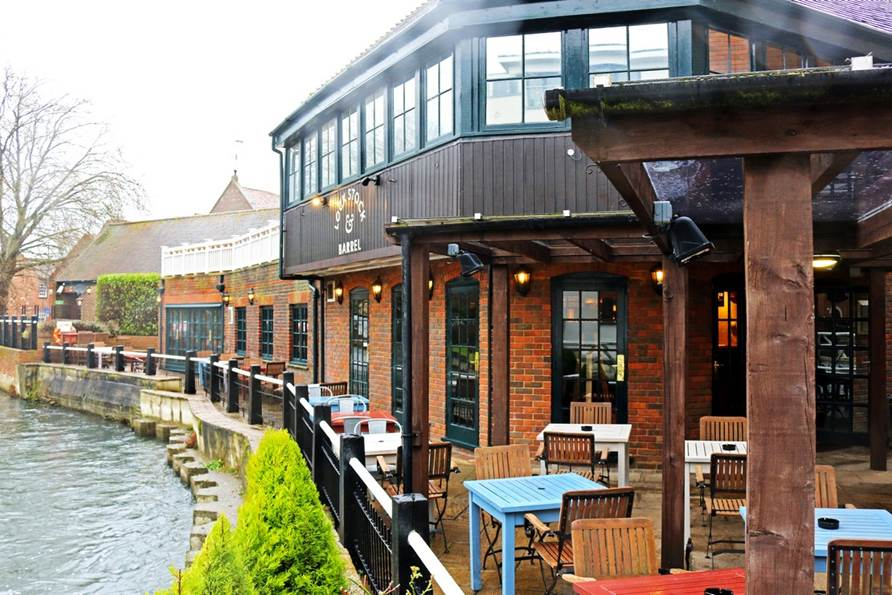 Lock Stock & Barrel - Berkshire