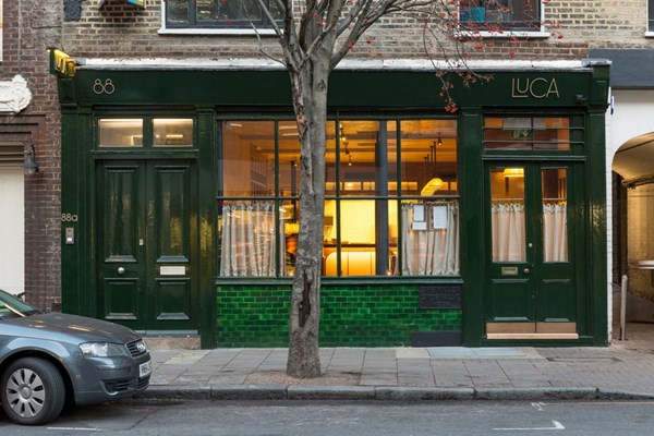 Luca Restaurant - London