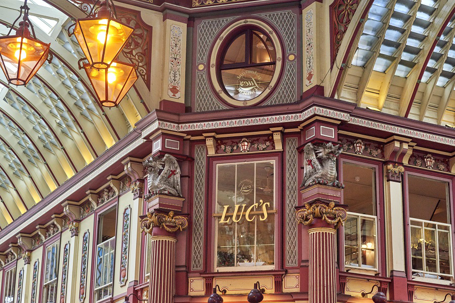 Luc's Brasserie - London