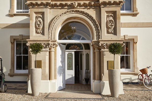 Lympstone Manor Hotel and Restaurant - Devon