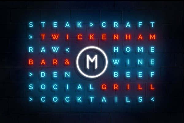 M Bar & Grill - Yttre London