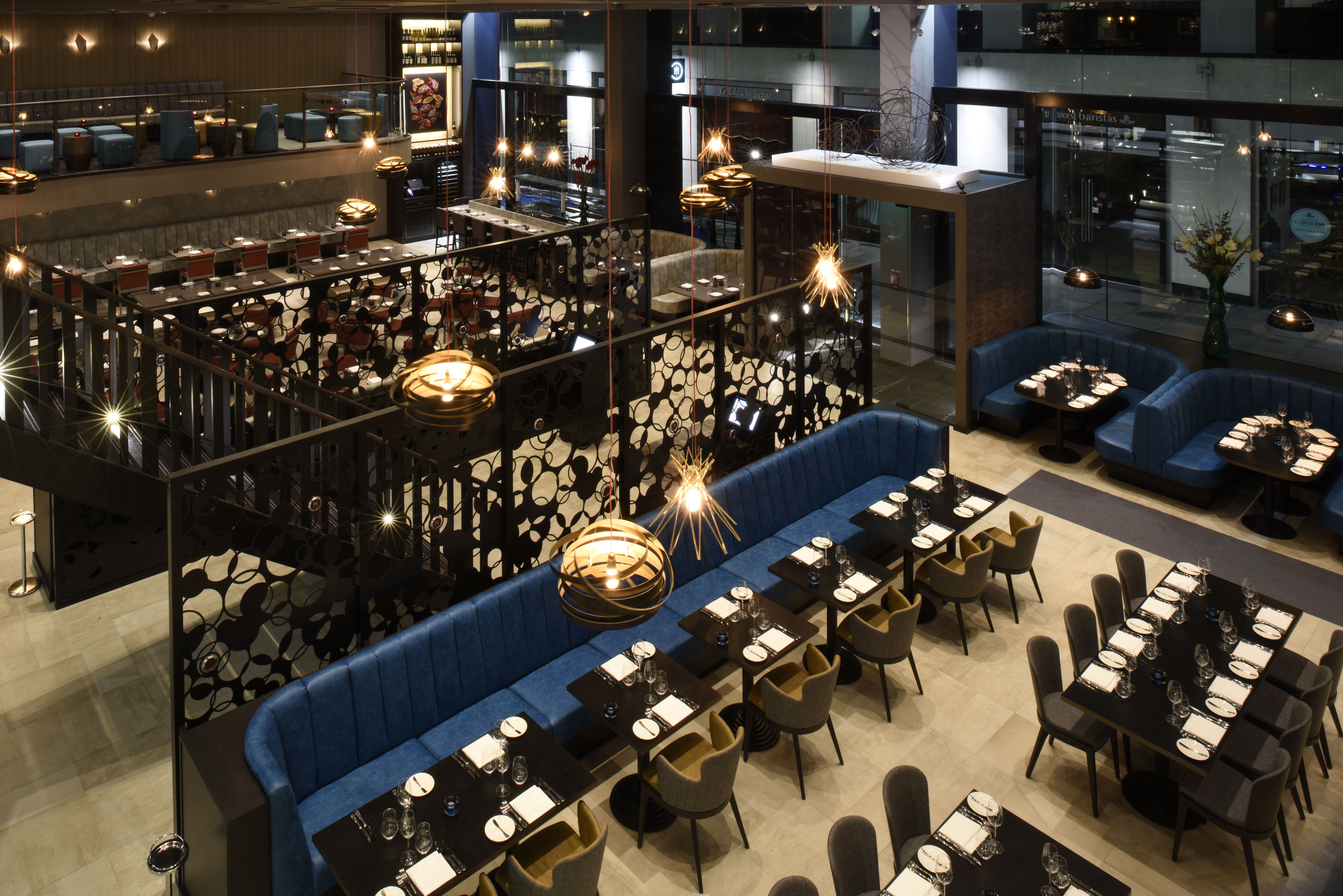 london restaurants with private dining rooms