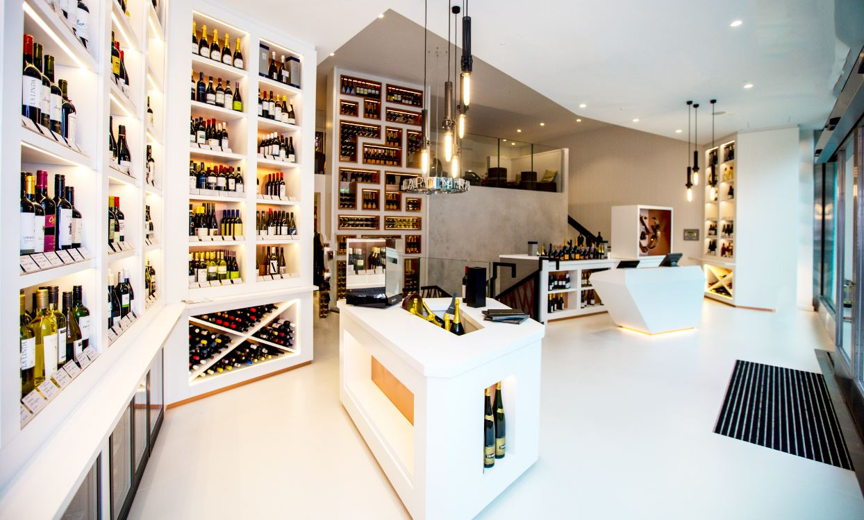 M Wine Store - Manchester