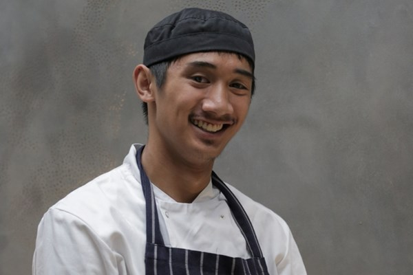 M Restaurant Young Chef of the Year - London